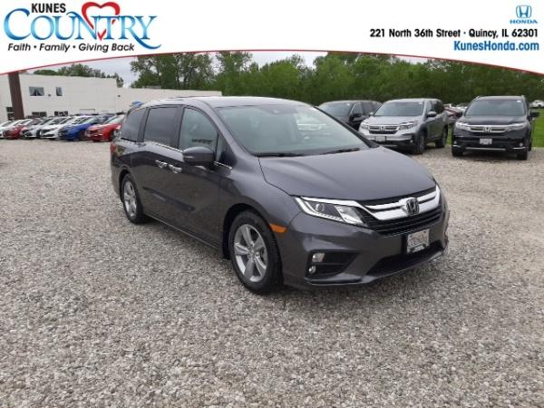 2020 Honda Odyssey in Quincy, IL