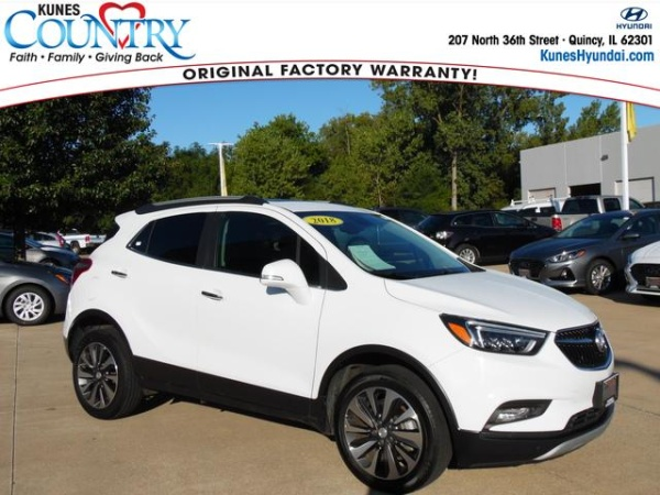 2018 Buick Encore in Quincy, IL