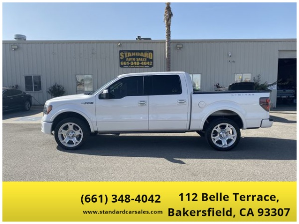 2011 Ford F-150 in Bakersfield, CA