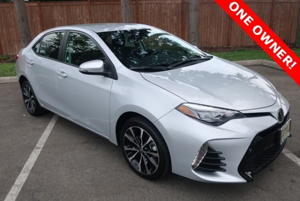2019 Toyota Corolla in Lakewood, WA