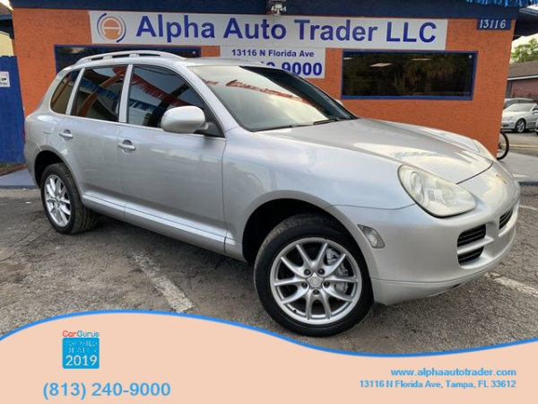 2006 Porsche Cayenne S Tiptronic Awd For Sale In Tampa Fl