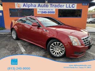 Used Cadillac Cts Coupe >> Used Cadillac Cts Coupes For Sale In Orlando Fl Truecar