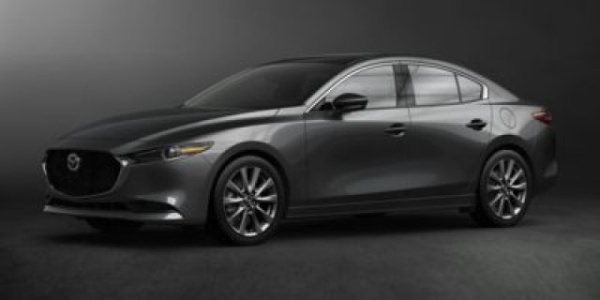 2019 Mazda Mazda3 with Select Package