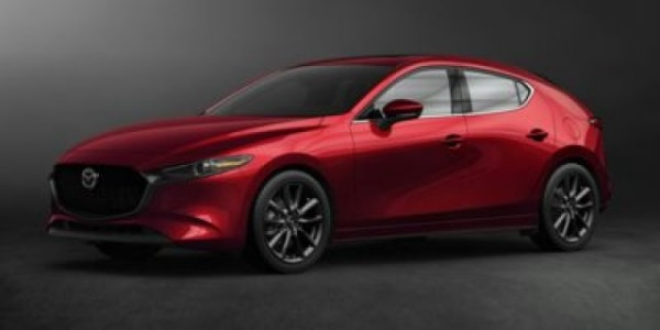 2019 Mazda Mazda3 with Preferred Package