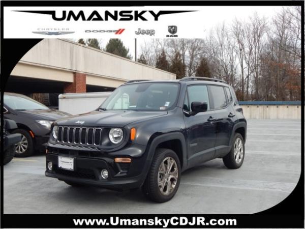 2019 Jeep Renegade in Charlottesville, VA