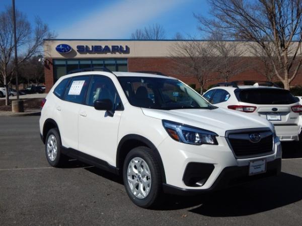 2020 Subaru Forester in Charlottesville, VA