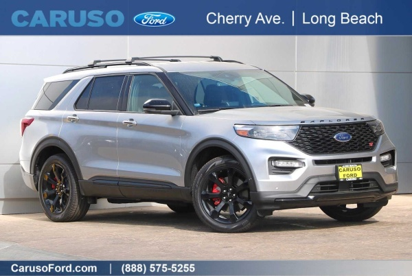 2020 Ford Explorer in Long Beach, CA