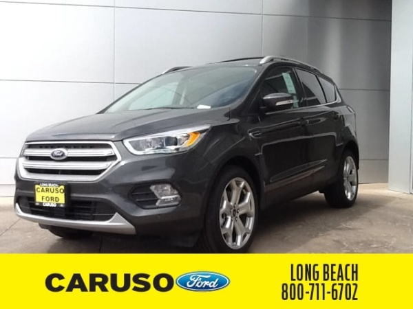 Caruso Ford Long Beach >> 2019 Ford Escape Titanium Fwd For Sale In Long Beach Ca