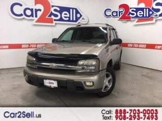 used chevrolet trailblazer for sale search 595 used trailblazer Chevy Malibu 2003 chevrolet trailblazer ltz 4wd for sale in hillside nj