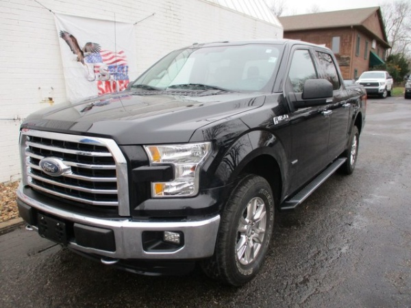 2016 Ford F-150 in Blue Springs, MO