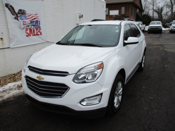 2017 Chevrolet Equinox in Blue Springs, MO