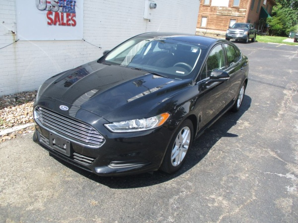 used ford fusion for sale in kansas city mo u s news world report. Black Bedroom Furniture Sets. Home Design Ideas