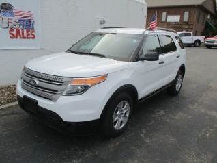 2011 To 2014 Ford Explorer For Sale