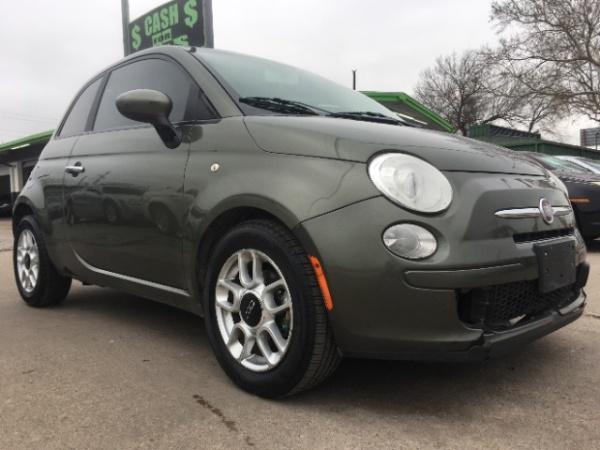 2012 FIAT 500 in Dallas, TX