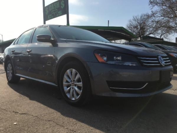2014 Volkswagen Passat in Dallas, TX