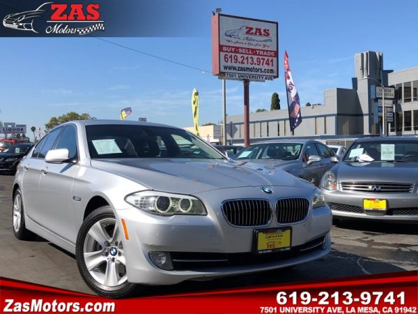 2012 BMW 5 Series in La Mesa, CA