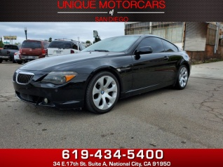 Used 2005 Bmw 6 Series For Truecar