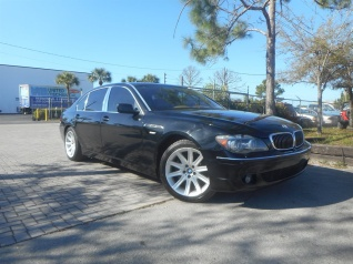 e75c56bad444df 2006 BMW 7 Series 750Li for Sale in Fort Myers
