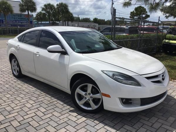 2012 Mazda Mazda6 in Fort Myers, FL