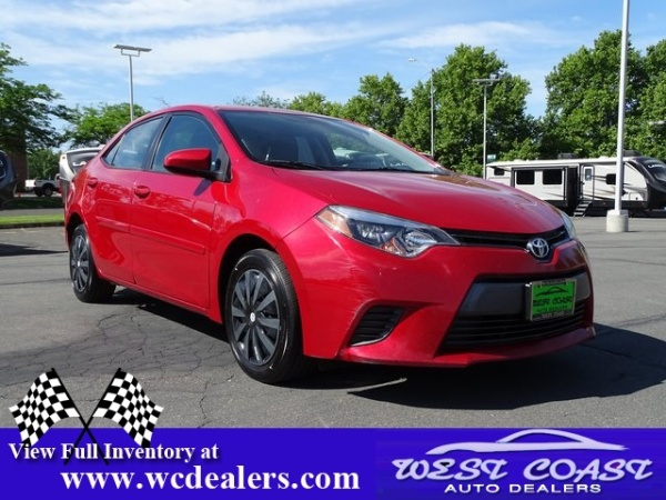 2016 Toyota Corolla in Pasco, WA