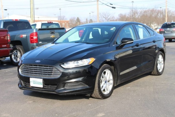 2016 Ford Fusion in Fort Wayne, IN