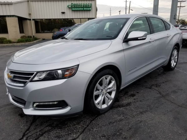 2018 Chevrolet Impala in Fort Wayne, IN
