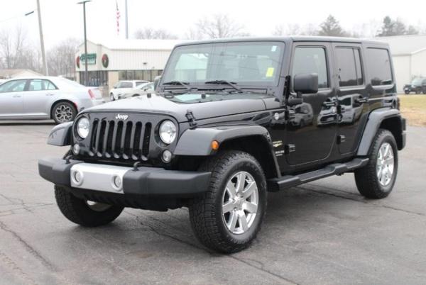 2015 Jeep Wrangler in Fort Wayne, IN