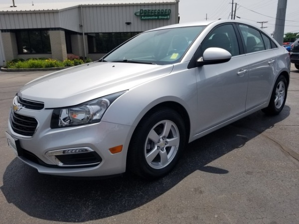 2016 Chevrolet Cruze Limited in Fort Wayne, IN
