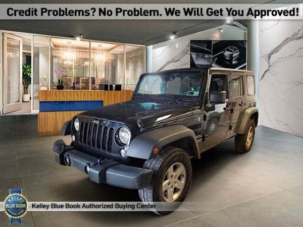 2015 Jeep Wrangler in Brooklyn, NY