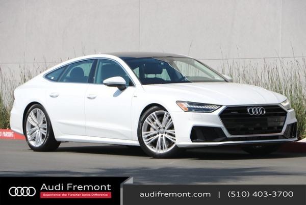 2019 Audi A7 in Fremont, CA