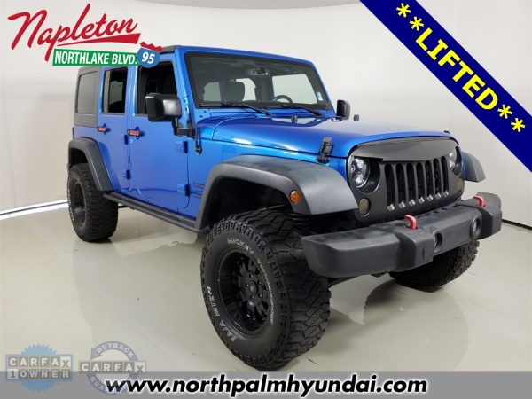 2016 Jeep Wrangler in Lake Park, FL