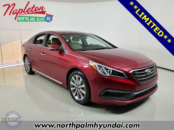 2016 Hyundai Sonata in Lake Park, FL