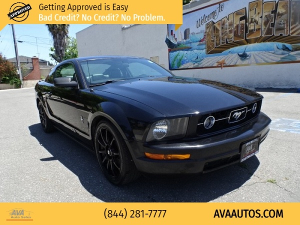 2008 Ford Mustang in Long Beach, CA