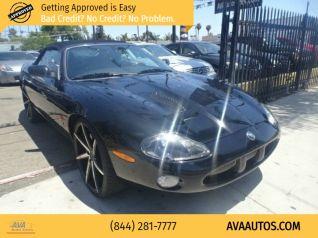 Used Jaguar Convertibles for Sale   TrueCar