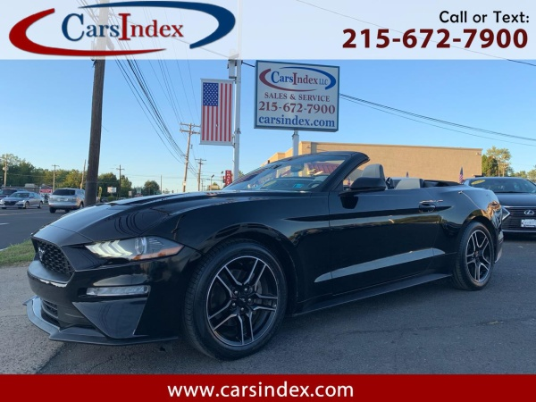 2018 Ford Mustang in Warminster, PA
