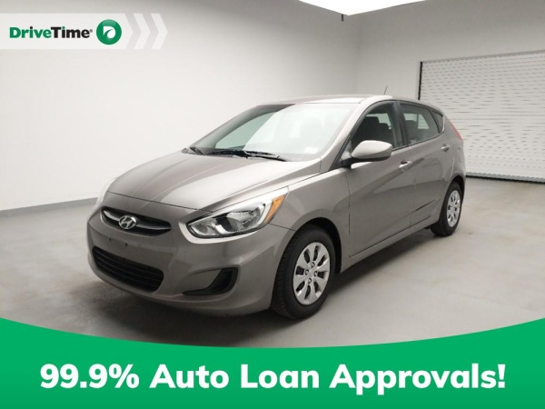 2017 Hyundai Accent in Taylor, MI