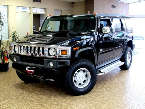 04 hummer h2 climate control