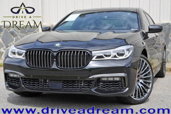 2017 BMW 7 Series in Marietta, GA
