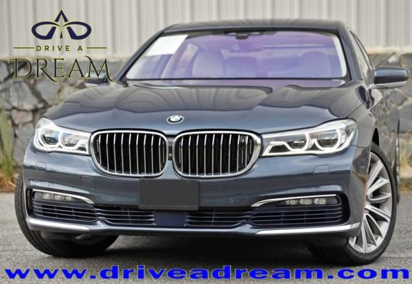 2016 BMW 7 Series in Marietta, GA