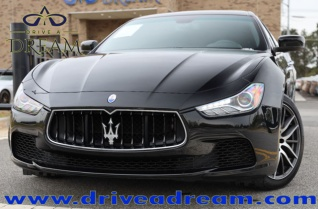 2016 Maserati Ghibli S Rwd For In Marietta Ga
