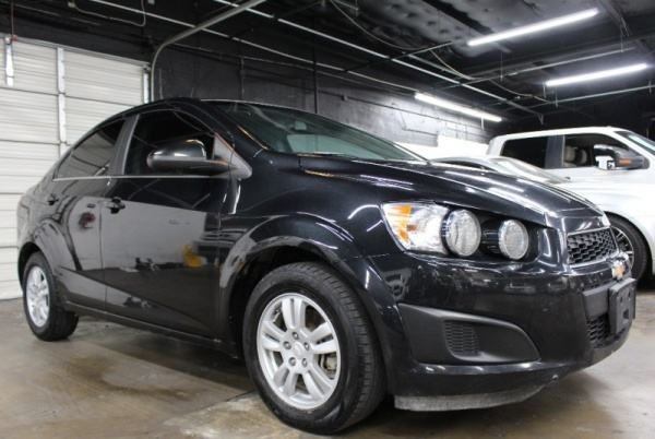 2012 Chevrolet Sonic Prices Reviews And Pictures Us News