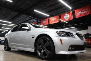 2009 Pontiac G8 4dr Sedan Gt For In Dallas Tx
