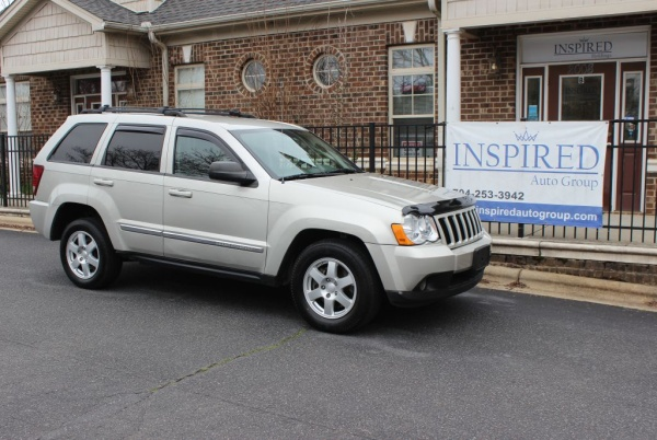 2010 Jeep Grand Cherokee in Matthews, NC