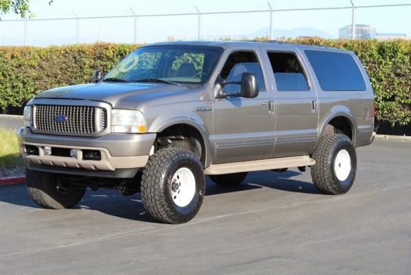 2003 Ford Excursion in Costa Mesa, CA