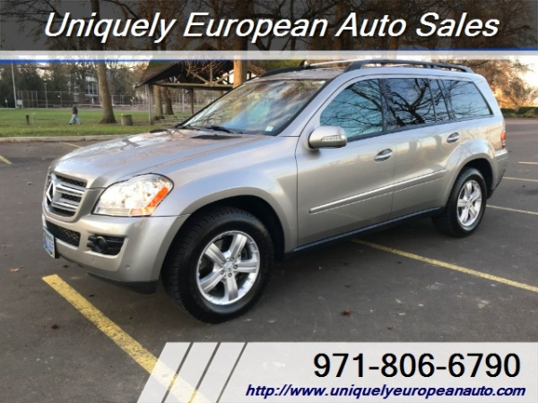 2007 Mercedes-Benz GL GL 450 4MATIC For Sale in Portland, OR