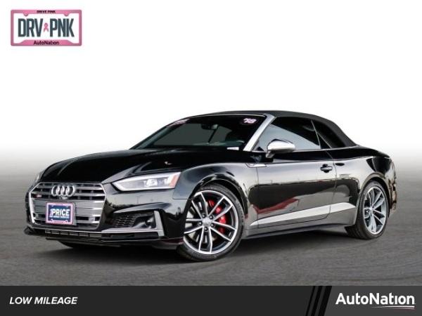 2018 Audi S5 Prestige