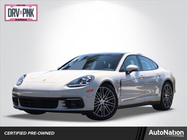 2018 Porsche Panamera in Irvine, CA