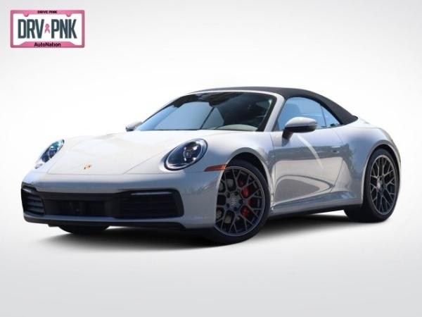 2020 Porsche 911 in Irvine, CA