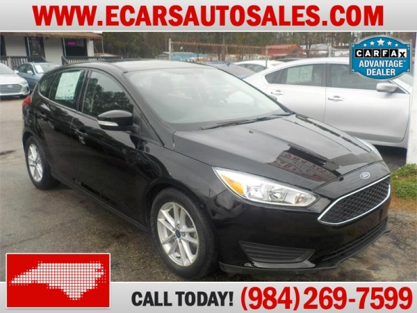 2017 Ford Focus in Raleigh, NC