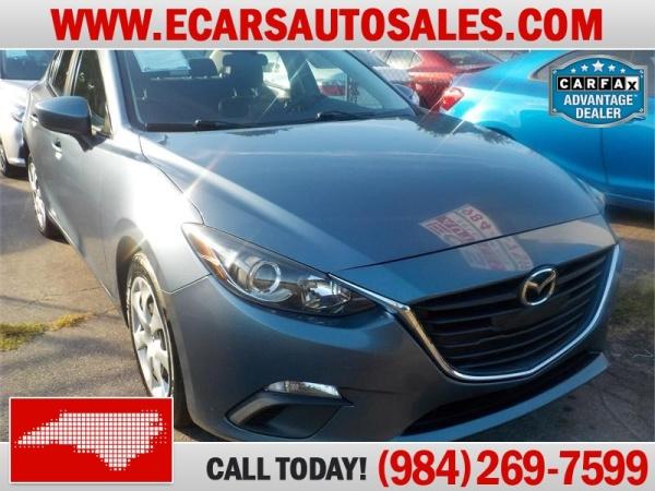 2015 Mazda Mazda3 in Raleigh, NC
